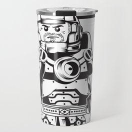 SPACE CORPS - ENLIST TODAY! Travel Mug