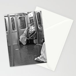 Give Me Your Poor & Tired (Pt 9 - NYC) Stationery Cards