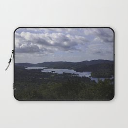 Lake Windermere, View from Orrest Head - Landscape Photography Laptop Sleeve