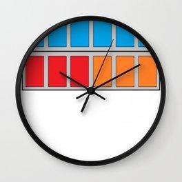 Star Wars Imperial Officer Insignia T-Shirt Wall Clock