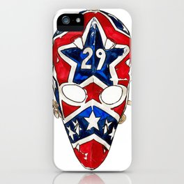 Palmateer - Mask 1 iPhone Case