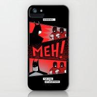 Batmeh iPhone (5, 5s) Slim Case