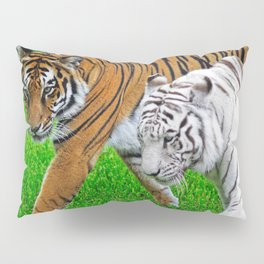 Bengal Tiger Pillow Sham