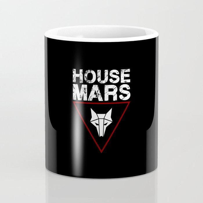 House Mars Coffee Mug