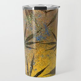 Cannabis leaves Travel Mug