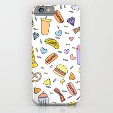 Fast food & Shakes Slim Case iPhone 6s