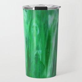 Ghosts Acrylic Painting Travel Mug