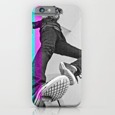 Human abstract Slim Case iPhone 6s