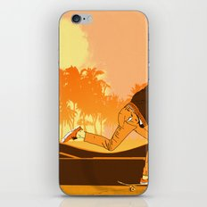Kick Push.. Coast iPhone & iPod Skin