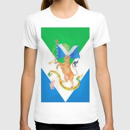 Flag of Compassion T-shirt