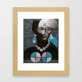 Buck Tits Framed Art Print