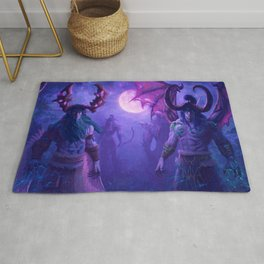 The Brothers Stormrage Rug