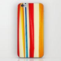 martini iPhone & iPod Skins featuring Martini by Arwan Mauriattama