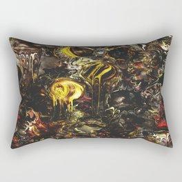 The Depth of Disgust Rectangular Pillow