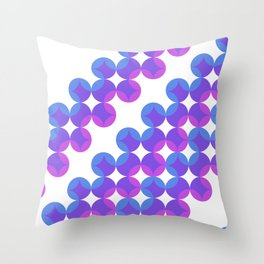 PATTERN001 Throw Pillow