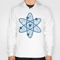 chemistry Hoodies featuring Chemistry by SandiTyche