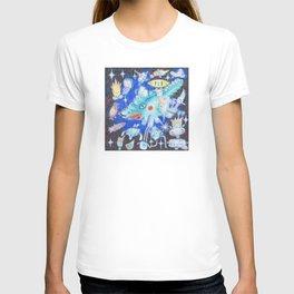 Magic space T-shirt