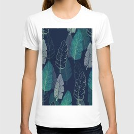 Feathers Pattern IV T-shirt