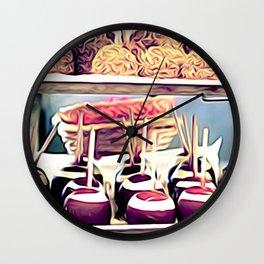 Dolce & Manzana Wall Clock