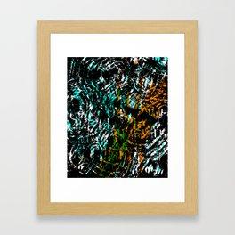 Comp1 Framed Art Print