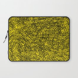 Chicken Scratch Laptop Sleeve