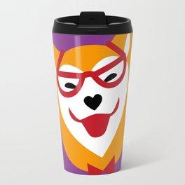 Smart Inu Travel Mug