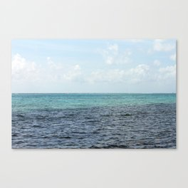 Beautiful Ocean Canvas Print