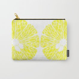 Lemonade Made Carry-All Pouch