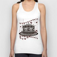 carousel Tank Tops featuring Carousel by AURA-HYSTERICA