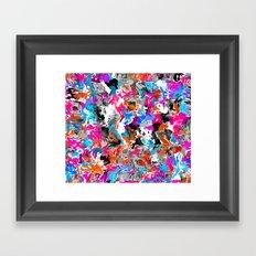 Painter Camo 2 Framed Art Print