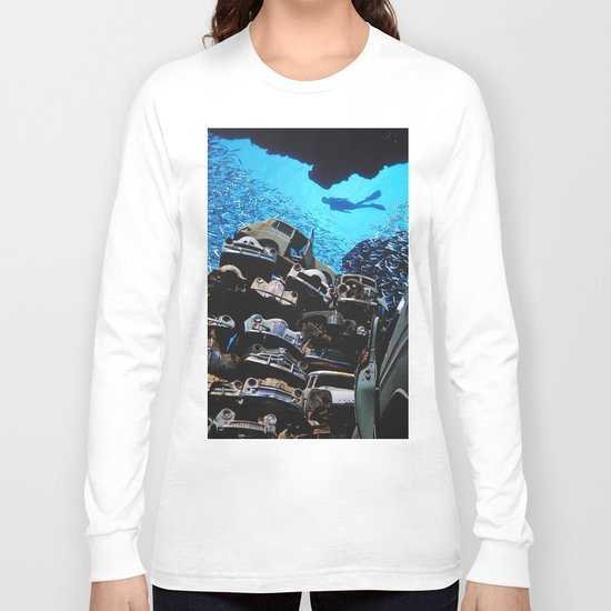 Junk Yard Long Sleeve T-shirt