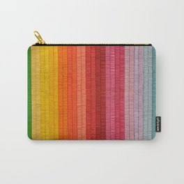 Band of Rainbows Carry-All Pouch