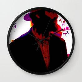 Cotton Club Rabbi's Day Off Wall Clock