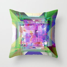 For when the segmentation resounds, abundantly. 05 Throw Pillow
