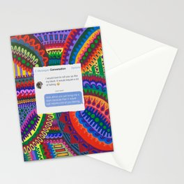 Blunt- Put Him In His Place Project Stationery Cards