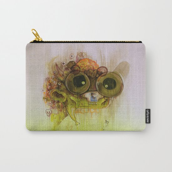 Weedy Playstation Frankenstein Carry-All Pouch