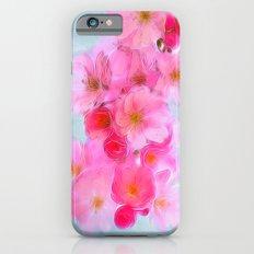 Cherry Blossom (in memory of Mackenzie) Slim Case iPhone 6s