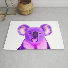 Wayne the Koala Rug
