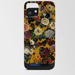 Exotic Garden V iPhone Card Case