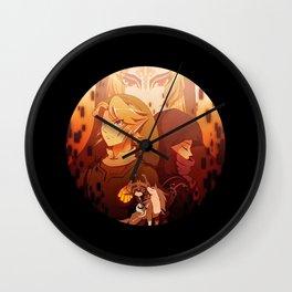 Legend of Zelda: Twilight Princess Wall Clock
