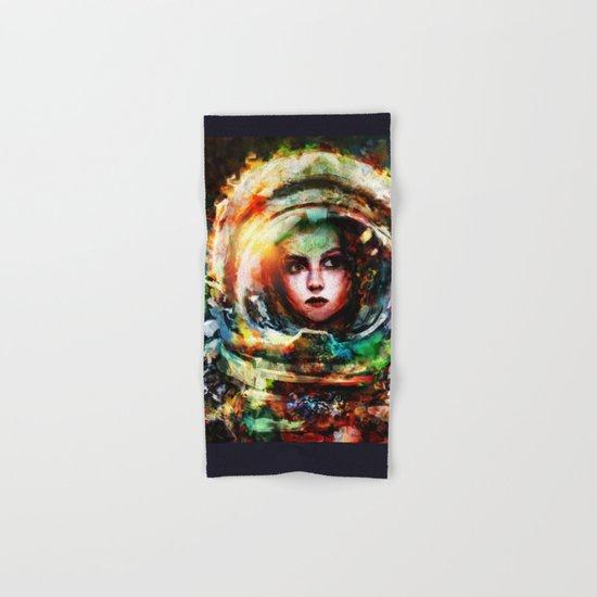 astronaut Hand & Bath Towel