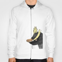Erect Crested Penguin Hoody