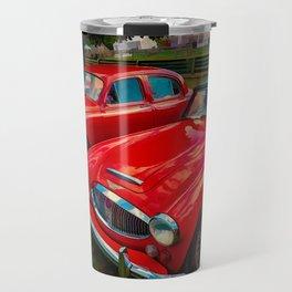 Austin Healey British Sports Car Travel Mug