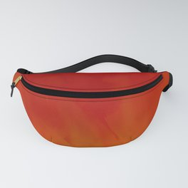 Flames of Gold Fanny Pack