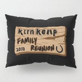 Kern Family Reunion 2018 Pillow Sham