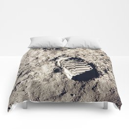 One Giant Leap For Mankind Comforters