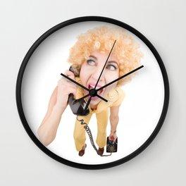 70's Geek Wall Clock