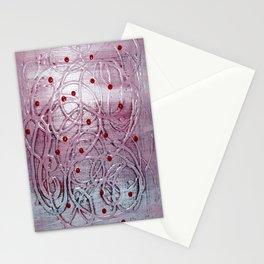 Strawberry Shake in My Milk Stationery Cards
