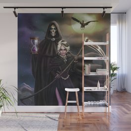 Grim Reapers Wall Mural