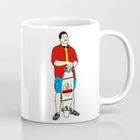 swag Mugs featuring #swag by WILMco